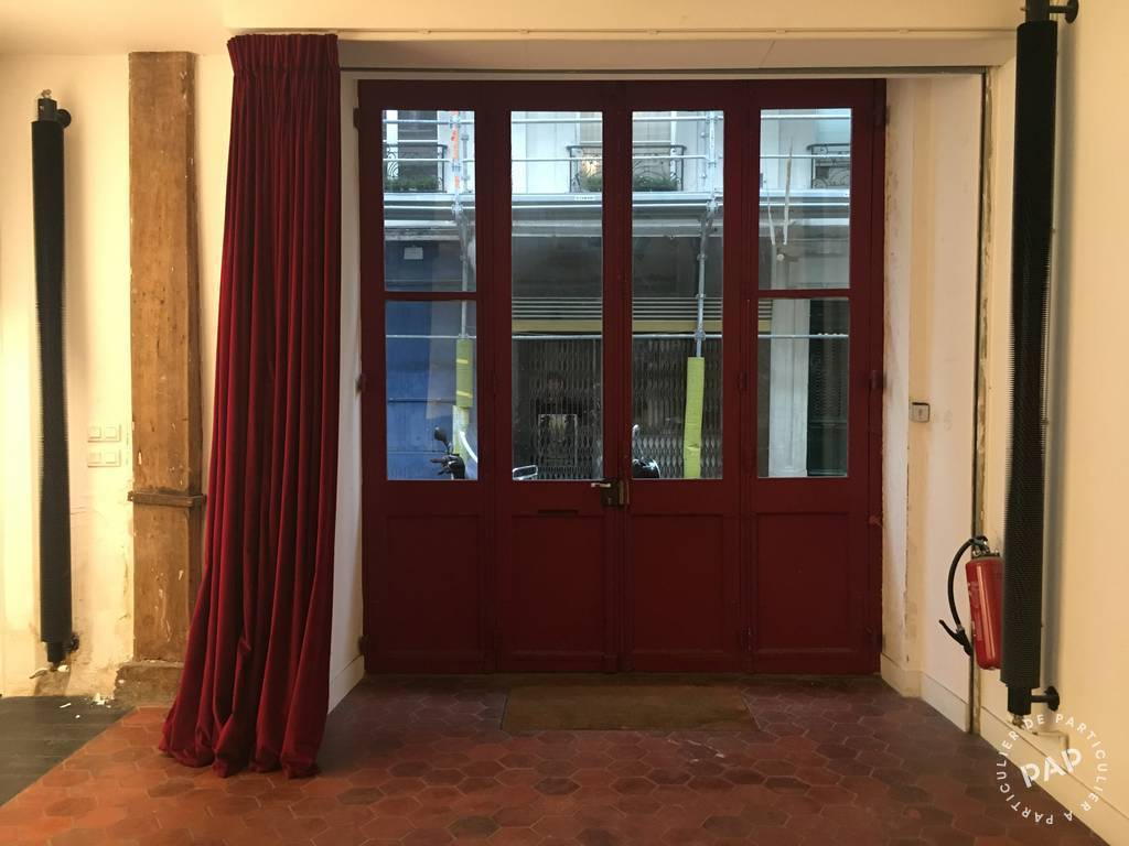 Location Local commercial Paris 4E