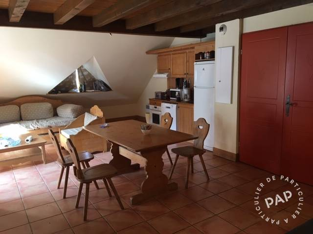 Vente Appartement Uvernet-Fours (04400)