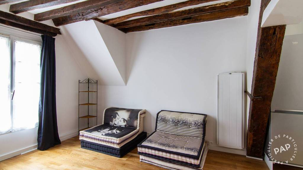 Vente immobilier 410.000€ Paris 4E