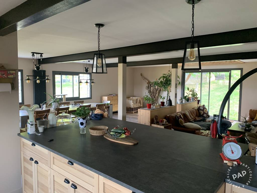 Vente immobilier 665.000€ Mezieres-Sur-Seine (78970)