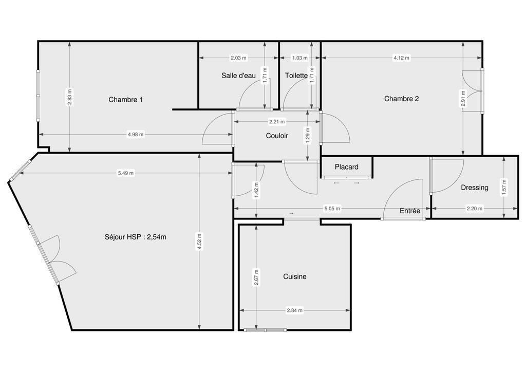 Vente immobilier 435.000€ Clamart (92140) (92140)