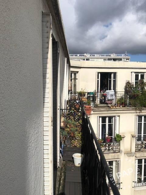 Vente Paris 18E 18m²