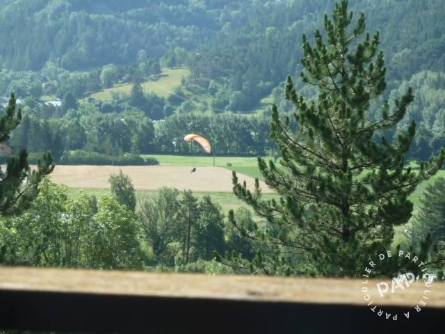 Vente Barcelonnette (04400) 45m²