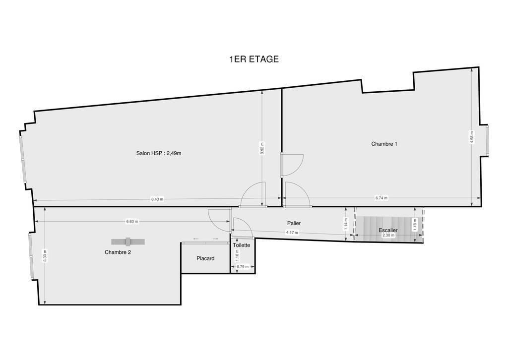 Immobilier Pargny-Sous-Mureau (88350) 128.000€ 140m²