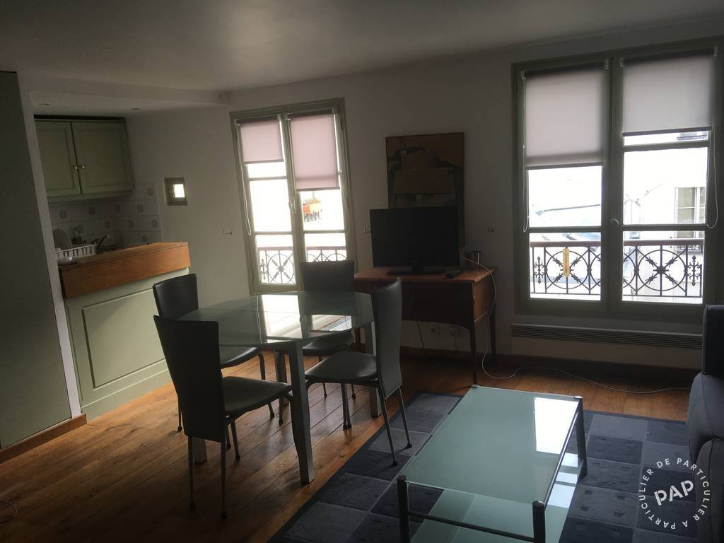 Immobilier Paris 8E (75008) 1.800€ 48m²