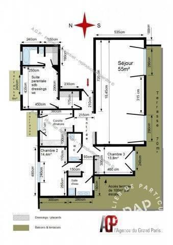 Immobilier Le Perreux-Sur-Marne (94170) (94170) 1.150.000€ 146m²