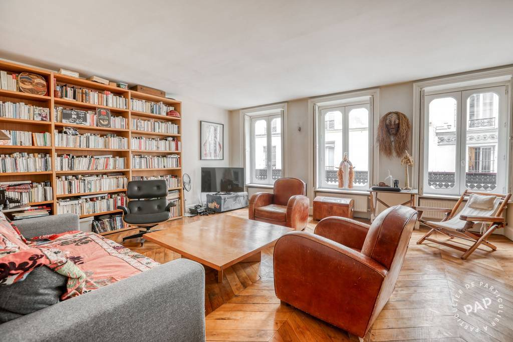 Vente Appartement Paris 2E (75002) 91 m² 1.100.000 €