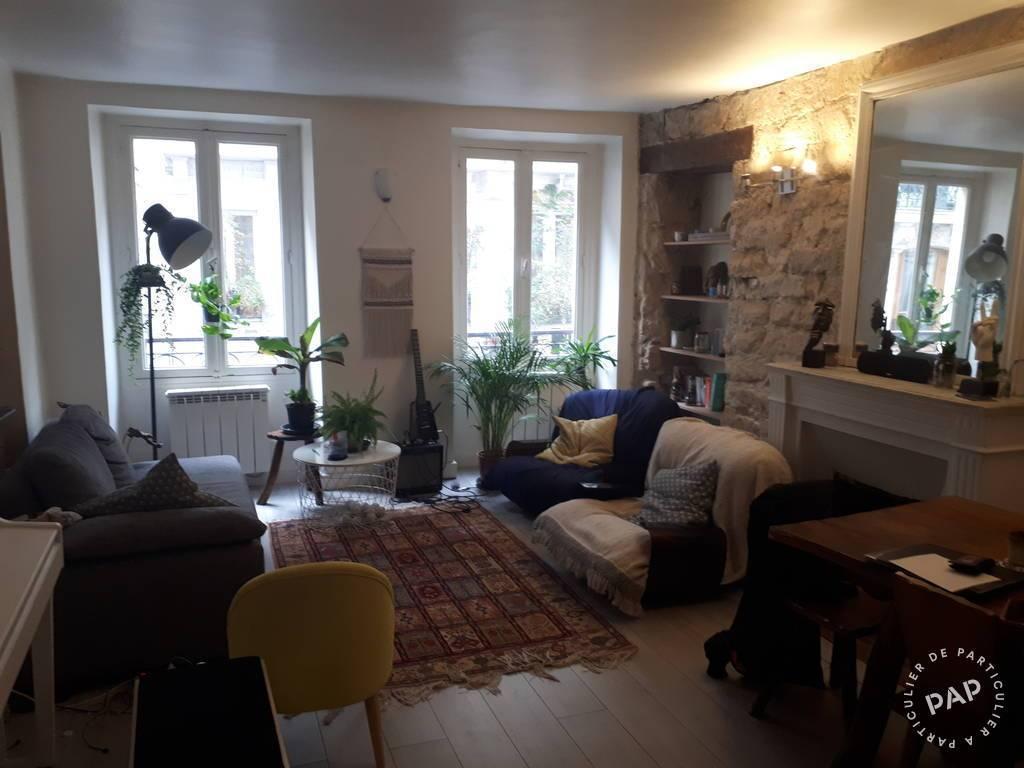 Vente appartement 5 pièces Paris 3e