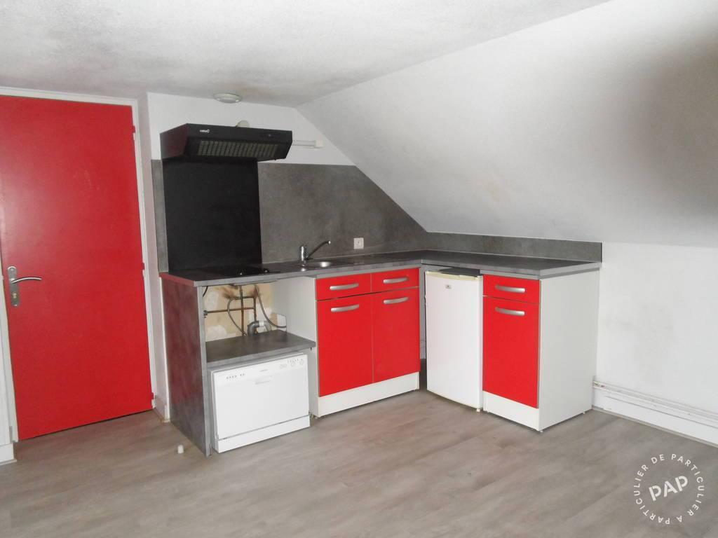 Location Appartement Saint-Junien (87200) (87200) 45m² 345€