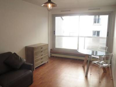 Location studio 28 m² Paris 15E (75015) - 1.060 €