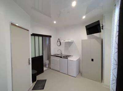 Location meublée studio 19m² Poissy (78300) (78300) - 620€