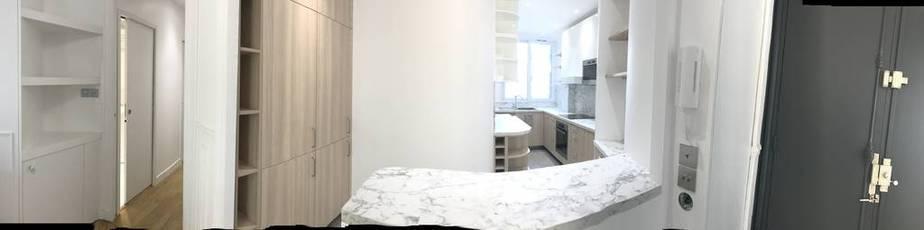 Location appartement 4pièces 100m² Neuilly-Sur-Seine - 3.350€