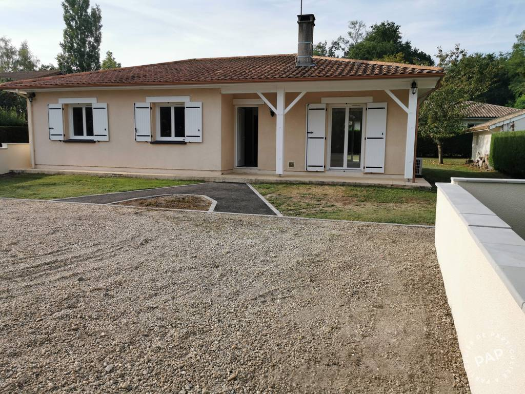 Vente maison 5 pièces Blanquefort (33290)