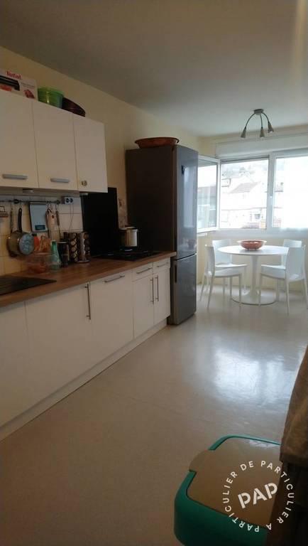Vente appartement 3 pièces Vandœuvre-lès-Nancy (54500)