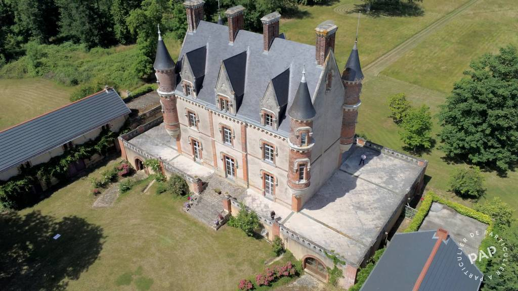 Vente Maison Chemillé-En-Anjou 450m² 1.150.000€