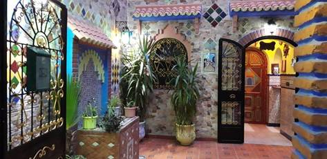 Vente fonds de commerce Hôtel, Bar, Restaurant Maroc - 350.000€