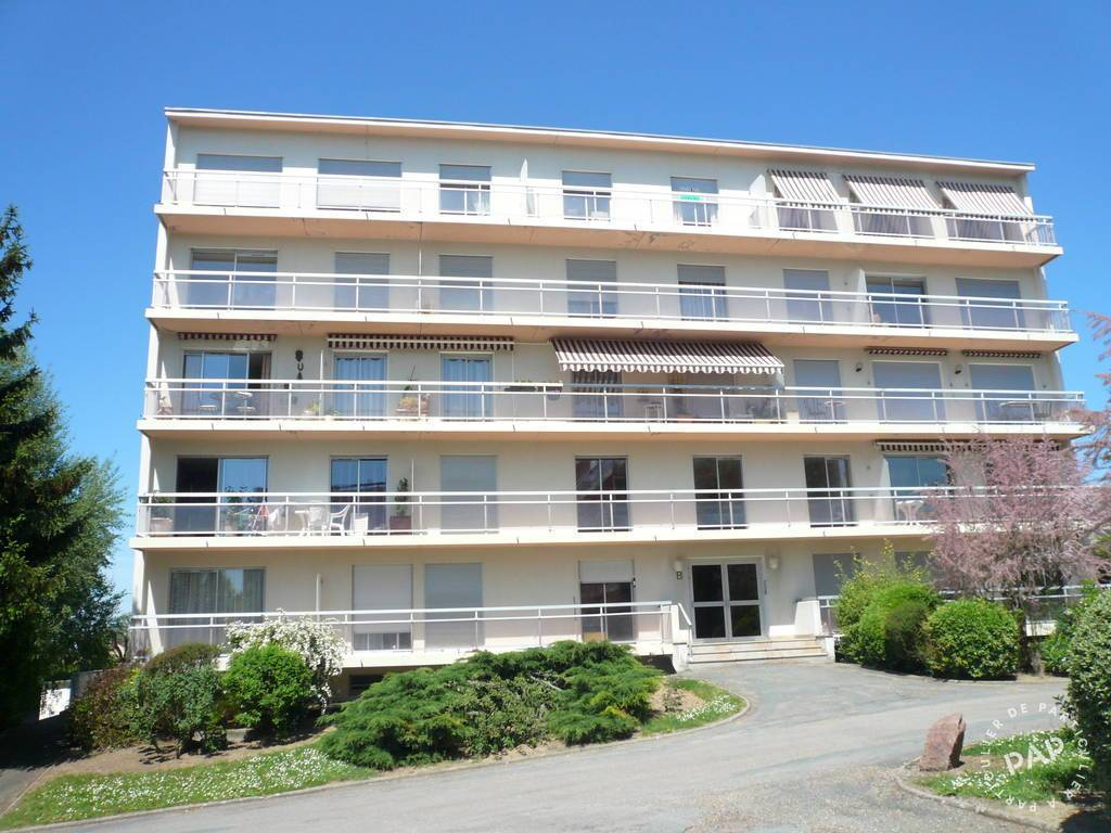 Vente appartement 2 pièces Paray-le-Monial (71600)