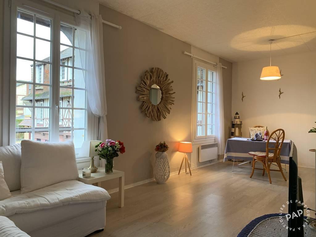 Vente appartement 2 pièces Villerville (14113)