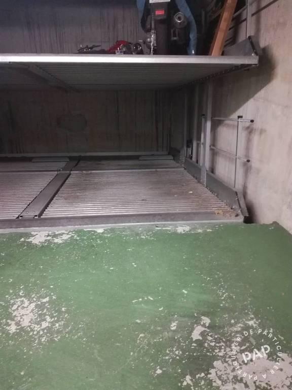 Vente Garage, parking Paris 15E  14.000€