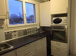 Location meublée appartement 2pièces 43m² Nanterre - 990€