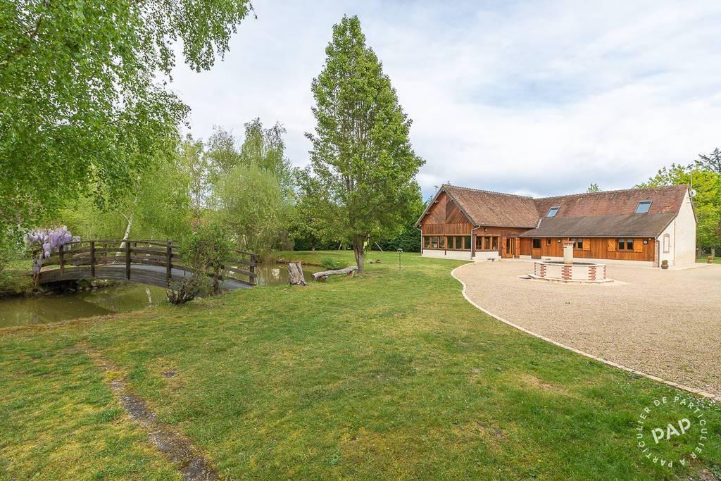 Vente Maison Pruniers-En-Sologne 240m² 375.000€