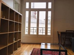 Location meublée studio 30m² Paris 15E (75015) - 1.400€