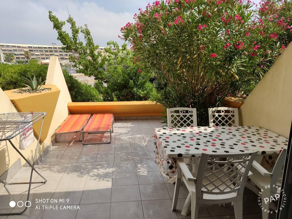 Vente Appartement Agde (34300) 30m² 230.000€