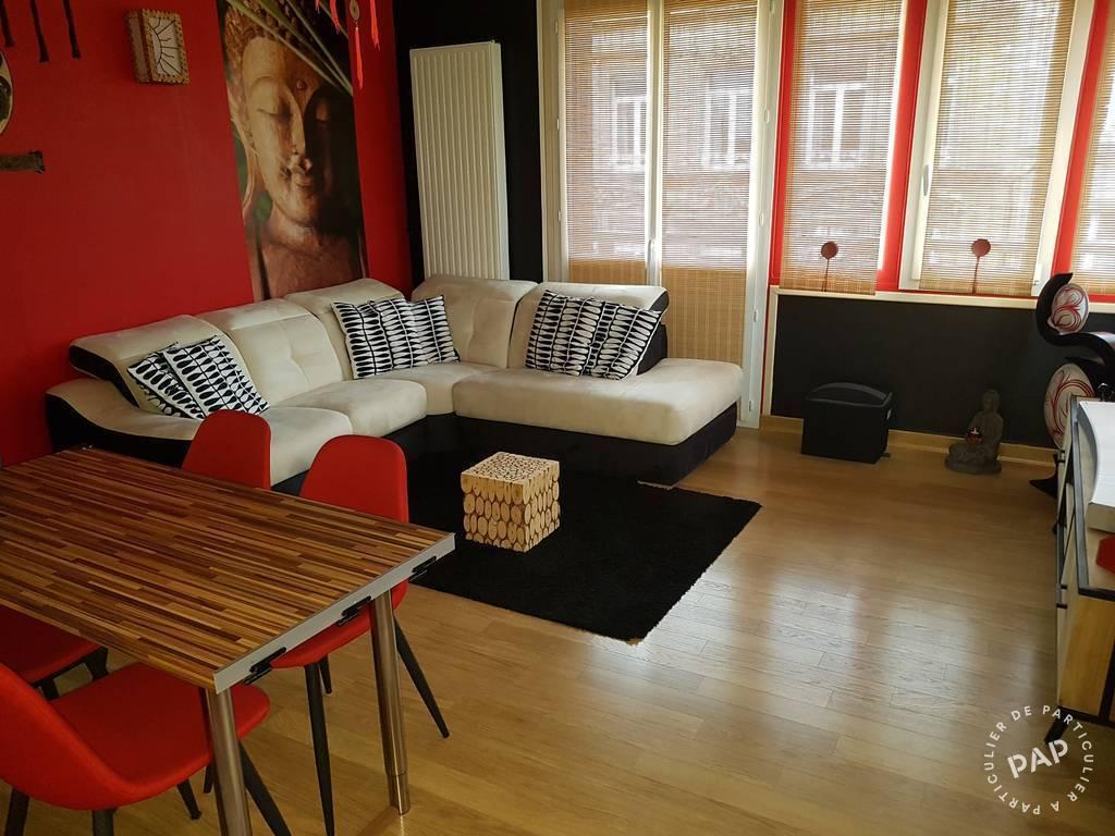 Vente appartement 3 pièces Sedan (08200)