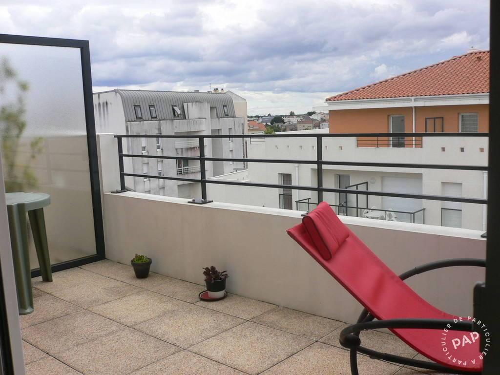 Vente appartement 2 pièces La Roche-sur-Yon (85000)