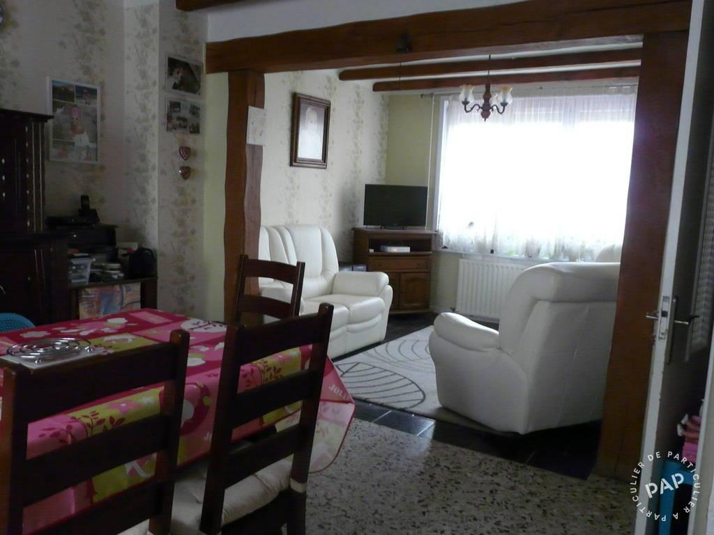 Vente maison 4 pièces Ronchin (59790)