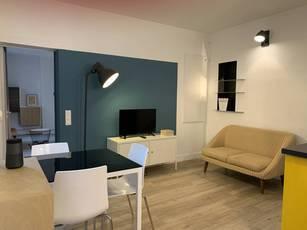 Location meublée appartement 2pièces 45m² Paris 11E (75011) - 1.495€