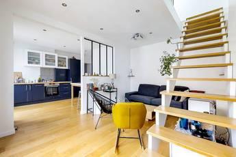 Vente appartement 3pièces 40m² Paris 13E (75013) - 522.000€