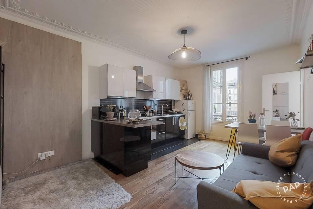 Vente Appartement Paris 9E (75009) 39m² 497.000€