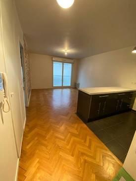 Location appartement 2pièces 45m² Boulogne-Billancourt - 1.382€