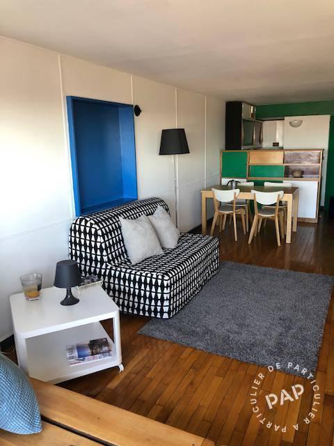 Location Appartement Vue Mer - Le Corbusier - Cité Radieuse -