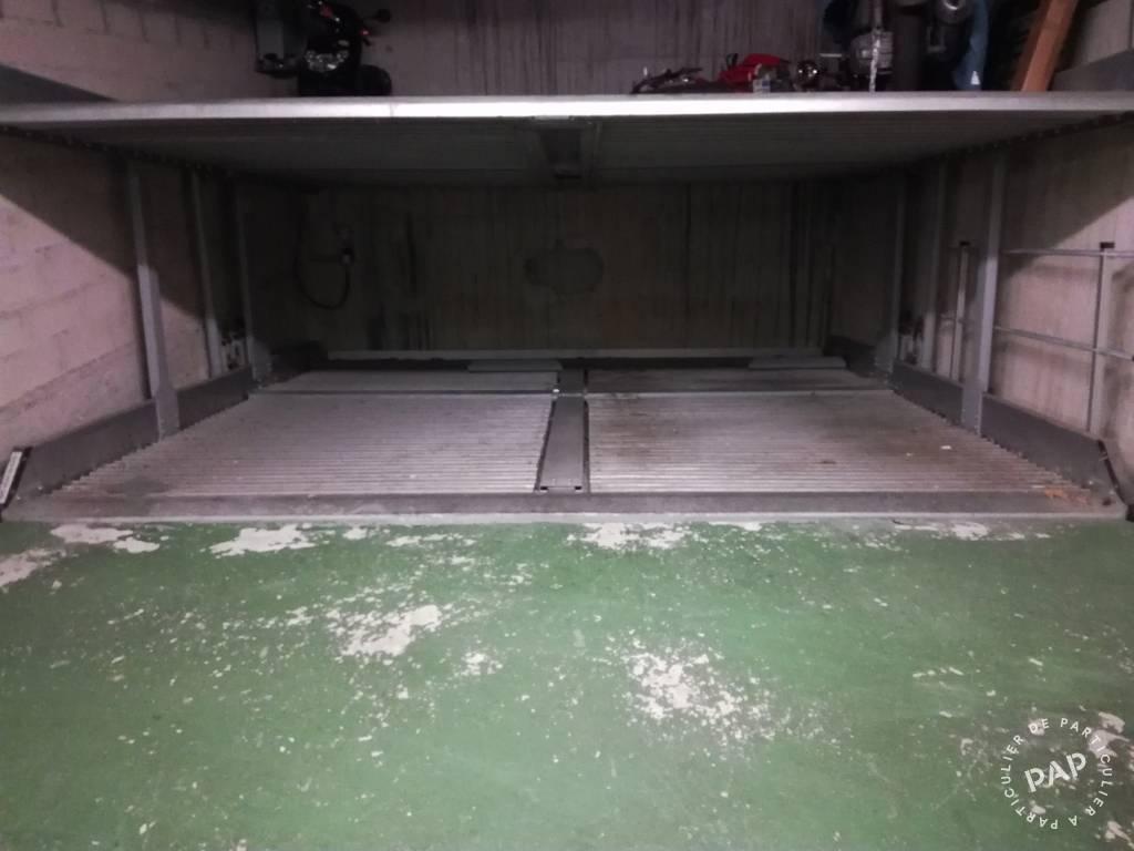Vente Garage, parking Paris 15E