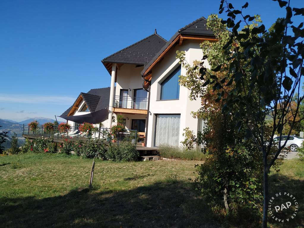 Vente immobilier 850.000 € Chorges