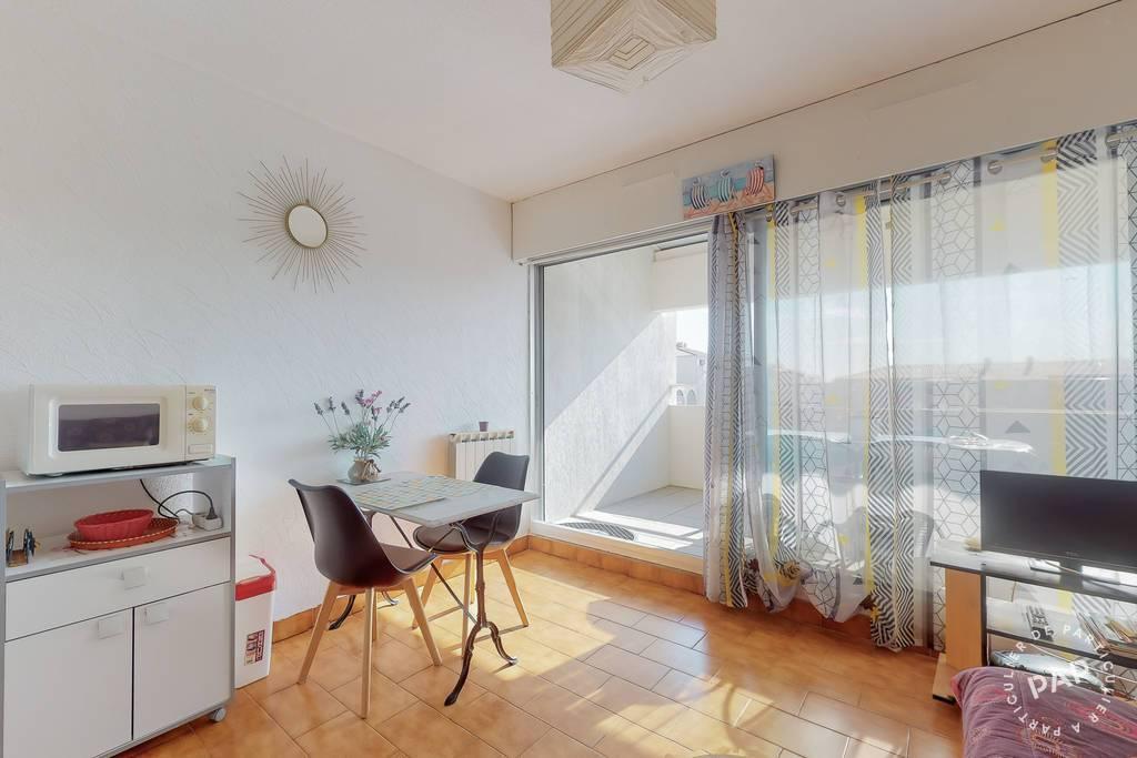 Vente immobilier 93.000€ - Vide Ou Meublé - À 200M De La Plage