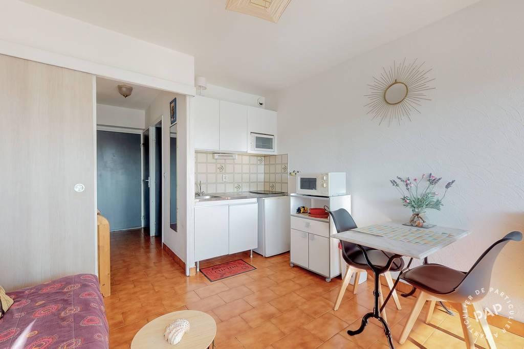 Appartement 93.000€ 20m² - Vide Ou Meublé - À 200M De La Plage