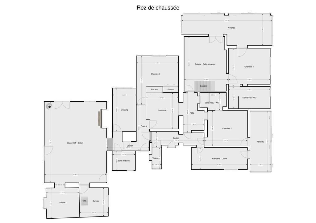 Vente Maison Lambesc (13410) 280m² 750.000€