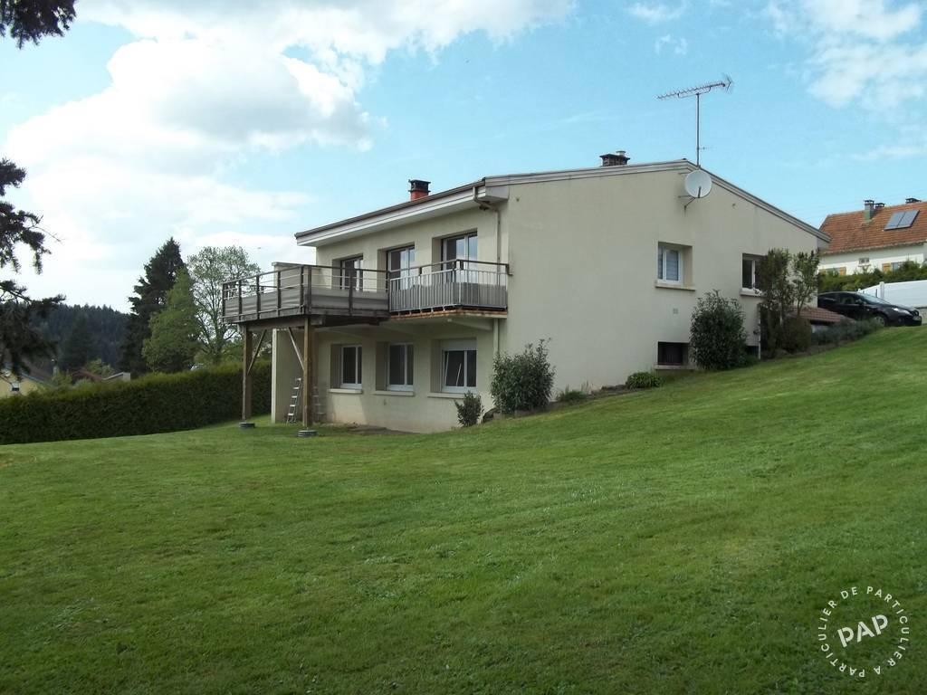 Vente Maison Xertigny (88220) 167m² 168.000€