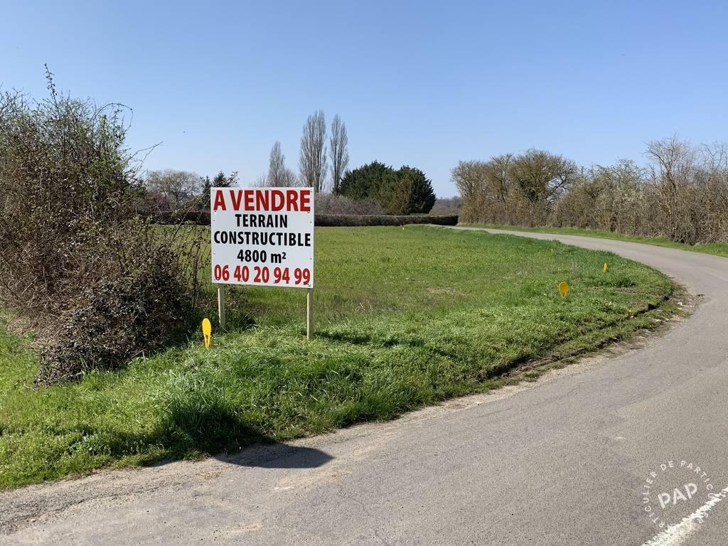 Vente Terrain Châteauneuf-Sur-Cher  48.000€