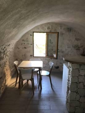 Location meublée appartement 2pièces 35m² Gilette - 395€