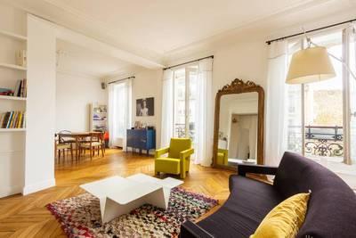 Location meublée appartement 5pièces 100m² Paris 5E (75005) - 3.850€