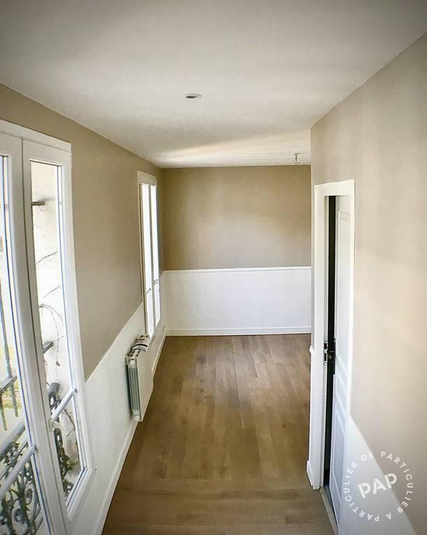 Vente Appartement Paris 18E (75018) 64m² 582.000€