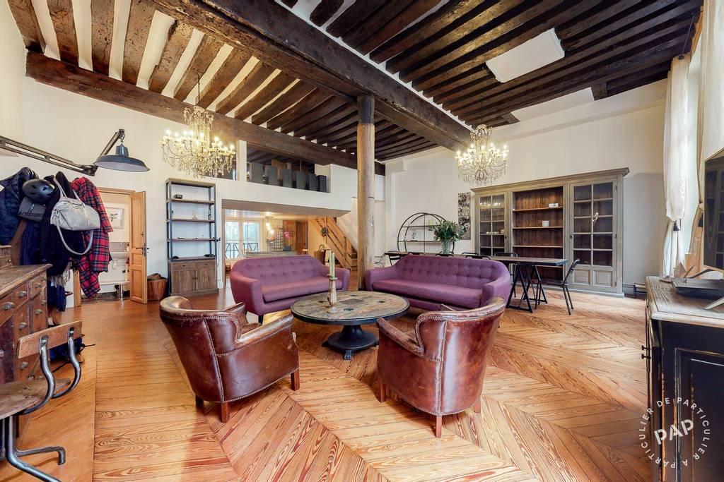 Vente Appartement Paris 4E (75004) 135m² 1.390.000€