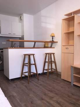 Location meublée appartement 2pièces 33m² Montpellier (34) (34090) - 660€