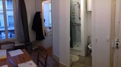 Location appartement 2pièces 28m² Paris 14E (75014) - 1.040€