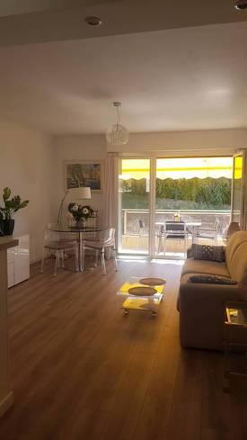 Location appartement 2pièces 53m² Cannes (06) (06400) - 950€
