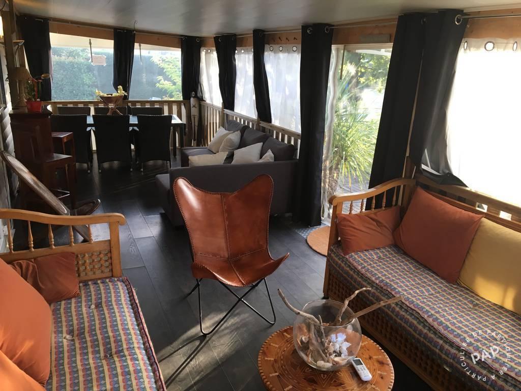 Vente Chalet, mobil-home Andernos-Les-Bains (33510) (33510) 60m² 30.000€